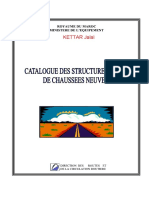 Catalogue Structures Types Chaussees Neuves KETTAR