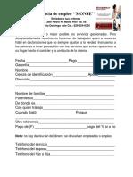 Agencia de Empleo MONSE