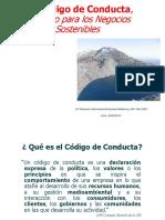 Codigo de Conducta y RSE