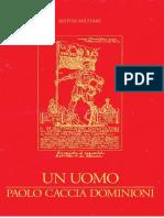 Paolo Caccia Dominioni