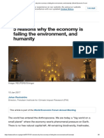 5 Reasons Why the Economy is Failing the Environment, And Humanity _ World Economic Forum