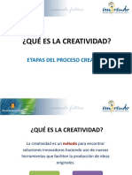 Que Es La Creatividad (2)