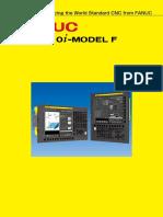 Fanuc 0i - Model F