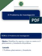 8- Problema de Investigacion