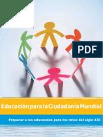 6.Educación Para La La Ciudadania Mundial