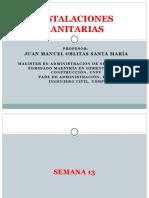 SANITARIAS