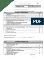 Formato Lista de Chequeo (1)