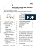 Prebiotic Systems Chemistry - New Perspectives for the Origins of Life