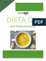 Dieta Gm Perder Peso Rapido