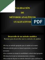 02 Validacion de Metodos Cualitativos