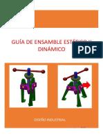 Manual Ensamble Dinamico