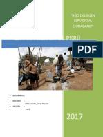 Monografia Pobreza en El Perú