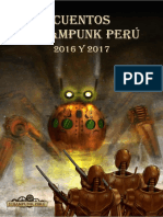 Concurso Steam Punk Perú 2016-2017