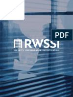 Rwssi Brochure