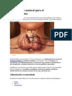 TRATAMIENTO NATURAL PARA EL HIPOTIROIDISMO®