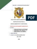 Principios Del Procedimientoadministrativo
