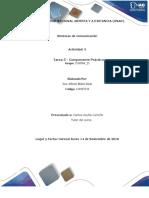 tarea 5 sistemas de comunicación   simulación en Modulación Analógica y digital.