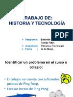 Ppt de Historia y Tecnología Basthián