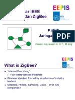 Standar IEEE 802.15.4 Dan ZigBee