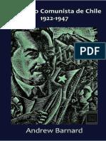 El Partido Comunista de Chile - 1922-1947