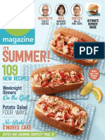 Food Network Magazine - June 2017