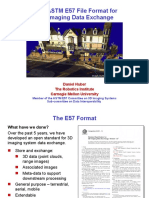 E57 General Data Management