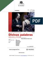 Dossier Divinas Palabras Teatro Español 0