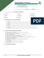 Guía Decimales. Lectura, Escritura y Relación con Fracciones