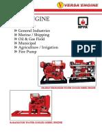 Diesel Engine for Industries