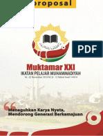 01. Proposal Muktamar XXI IPM 16-21 Nov