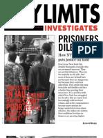 Prisoner's Dilemma, How New York City's bail system puts justice on hold - City Limits Magazine, citylimits.org