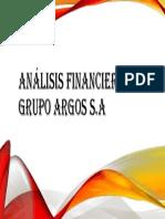 Análisis Financiero de Grupo Argos s