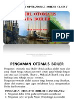 8. Kontrol Otomatis Boiler