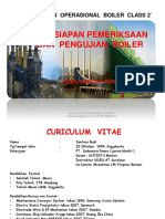 7. Persiapan Pemeriksaan Dan Pengujian Boiler