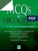 MCQs MRCOG 1