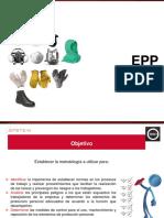EXPOSICION EQUIPO DE PROTECCION PERSONAL