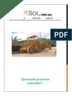 Brochure Exsol Peru