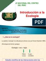 Trabajo Ecologia