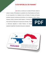 Historia de República de Panamá