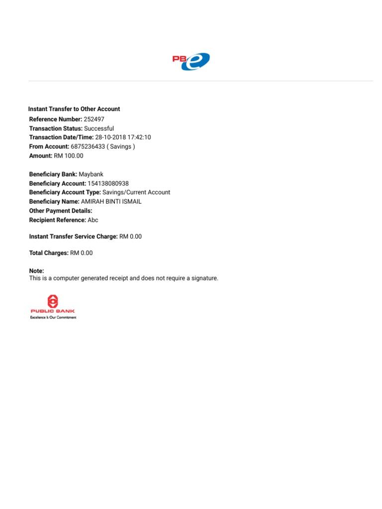 Public Bank Berhad Internet Banking 2