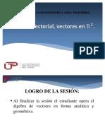 1. 2  MI Semana 01 sesión 02 Algebra de Vectores AQP.pptx