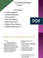 Ppt Kep.keluarga Kel.3 Trend & Issue