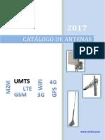 Catálogo Antenas-VITRIKO_SP 2016