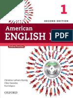 POSTILA INGLES American English File