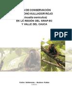 PLAN DE CONSERVACIÓN DEL MONO AULLADOR ROJO.pdf