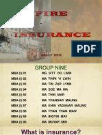 Fire Insurance 1