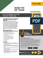 Fluke 3000 FC Clamp Meter Catalog From Fluke Bangladesh
