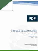 síntesis de la Miología.docx