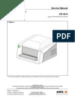 Agfa CR30-X Digitizer - Service manual.pdf