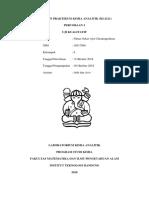 Laporan Praktikum KI2121 (3)